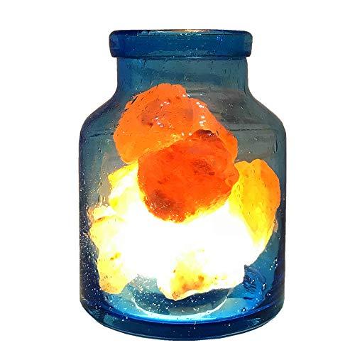 Himalayan Lampe De Nuit Lampe De Nuit Avec LED Himalayan Cristal Lumière De Sel Sculpté À La Main Lampe De Roche De Sel USB Pour Purifier L'air Éclairage Décoration Ménage Cadeau