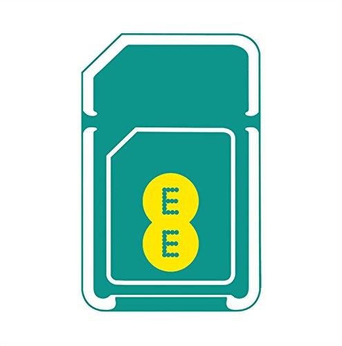Huawei E5377s-32Mobiler WLAN-Hotspot, 150Mbps, 4G, LTE, Schwarz schwarz 2GB EE SIM Card