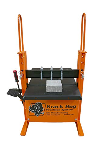 Find Bargain Krack Hog Paver, Block, Brick Splitter by EZG Manufacturing, 20 Ton Hydraulic Jack, Eas...