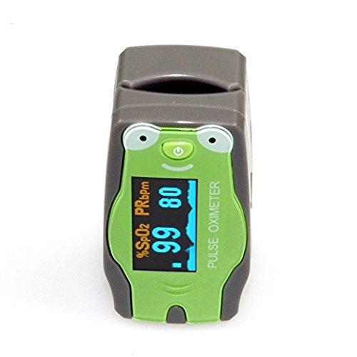 Oxímetro de pulso de dedo para niños MD-300 C5
