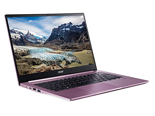 Acer Swift 3 SF314-42 14 inch Laptop - (AMD Ryzen 5 4500U, 8GB, 512GB SSD, Full HD Display, Windows 10, Purple)