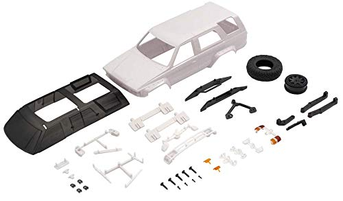 Kyosho Mini-Z Crawler Toyota 4Runner White Body Set MXN02