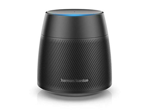 Harman Kardon Astra Bluetooth Speaker w/Amazon Alexa Voice Assistant 360 Sound - New