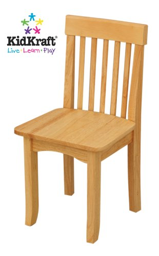 Kidkraft Avalon Single Chair - Natural