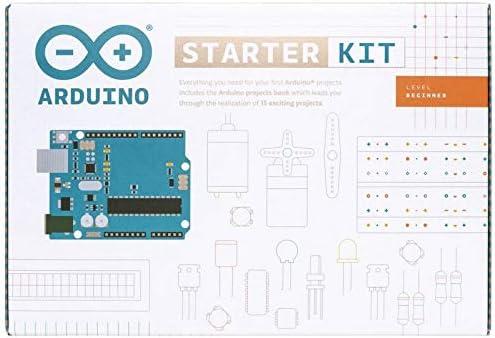 Arduino starter kit para principiantes K000007 [manual en inglés]