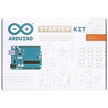 Arduino Starter Kit [K000007]  English Projects Book