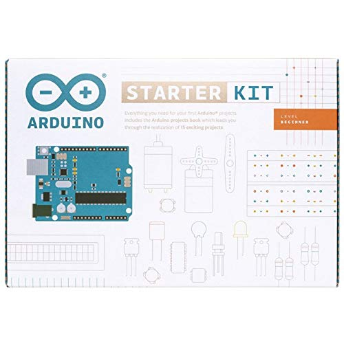 Arduino Starter Kit - English Official Kit With 170 Page Book