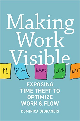 Making Work Visible: Exposing Time Theft to Optimize Work & Flow (English Edition)