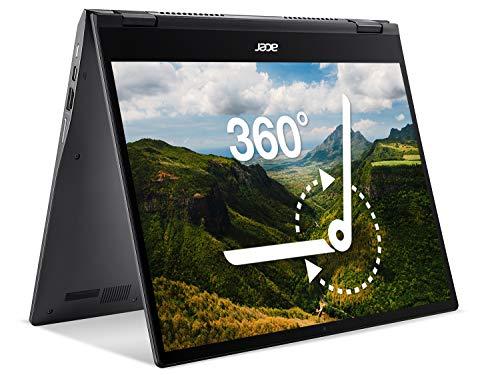 Acer Chromebook Spin 13 CP713-2W - (Intel Core i3-10110U, 8GB RAM, 128GB eMMC, 13.5 inch QHD 3:2 Touchscreen Display, Chrome OS, Iron)