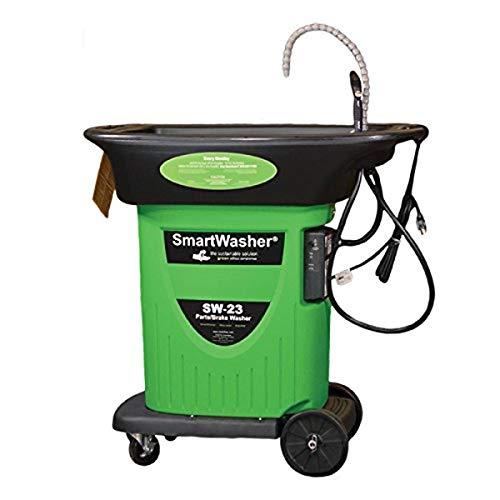 CRC SmartWasher SW-423 Mobile Parts Washer Kit, 1 Kit, 14740