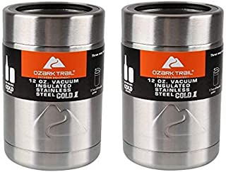 Ozark Trail 12 Ounce Double Wall Can Cooler Cup - Set of 2