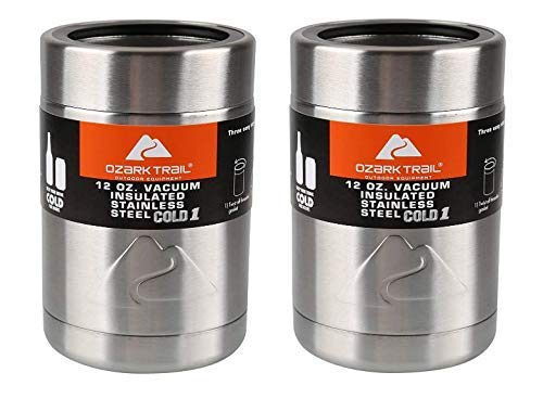Ozark Trail 12 Ounce Double Wall Can Cooler Cup - Set of...