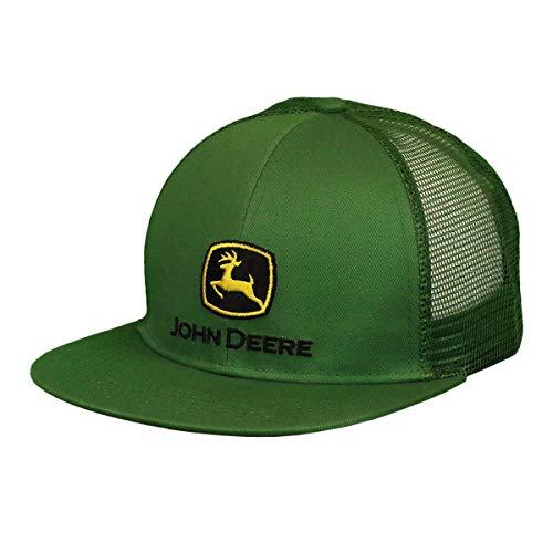 John Deere Tractors - Sombrero clásico con logo Snapback para hombre, color...