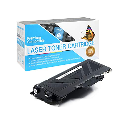 SuppliesOutlet Compatible Toner Cartridge Replacement for Brother TN330 / TN360 (Jumbo Black,1 Pack)