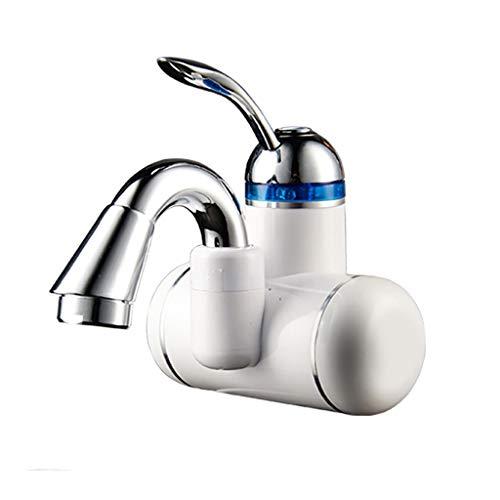 Elektrische warmwater-kraan keuken verwarming waterkraan badkamer keuken onmiddellijke verwarming voor keuken, badkamer, waskeuken