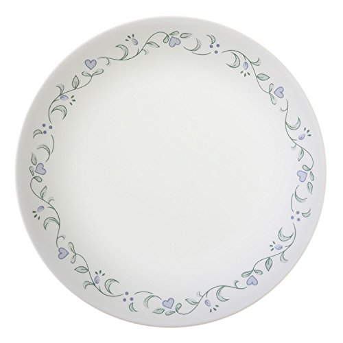 Corelle Livingware Country Cottage 8-1/2 Plate (Set of 4)