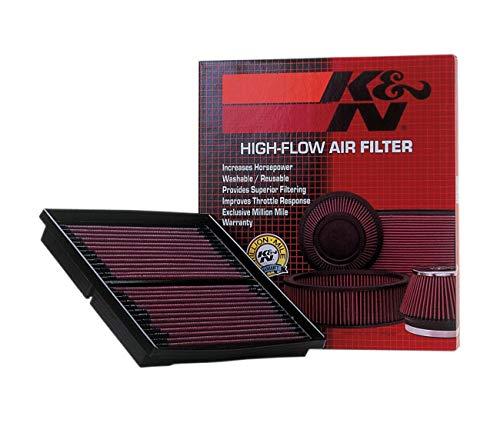 Compatible avec/Remplacement pour K75 K100 K1100 FILTRE A AIR COMPETITION KN-BM-2605