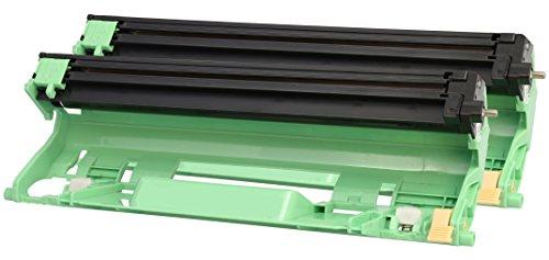 TONER EXPERTE® 2X DR1050 Trommel kompatibel für Brother HL-1110 HL-1112 DCP-1510 DCP-1512 DCP-1610W DCP-1612W HL-1210W HL-1212W MFC-1810 MFC-1910W (10.000 Seiten)