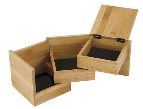 Umbra Tuck Schmuck/Aufbewahrungs Box, natur