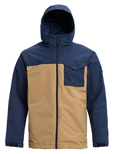 Burton Herren Portal Jacke, Mood Indigo/Kelp, XL