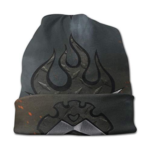 ZZMMYY Gurren Lagann Knit Hat Beanie Cap Warm Hat Slouchy Hats Hedging Hat