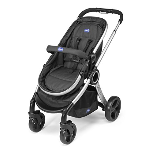 Chicco Urban - Silla de paseo, color negro