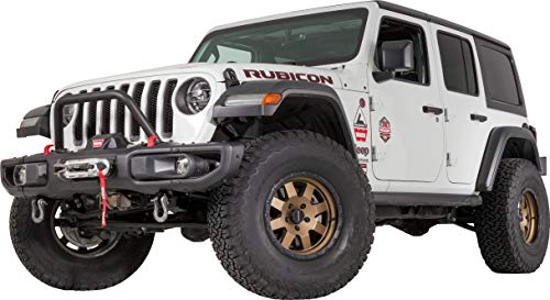 jeep bumper guard - 1