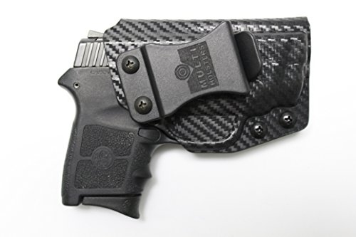 Multi Holsters Elite IWB FOMI Right-Hand Holster Compatible w/Smith & Wesson Bodyguard 380...
