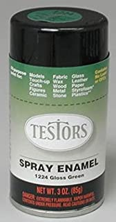 Best testors green spray paint Reviews