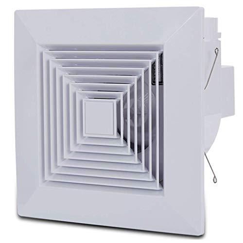 Ventilador de escape ventilador de escape ventilador de escape de la cocina ventilador de escape para el invernadero mascotas cuarto de baño sala de campaña sala de la tienda de la tienda de la tienda