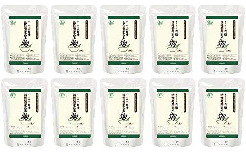 オーサワの有機活性発芽玄米粥 200g×10個                     EAN: 4932828006185