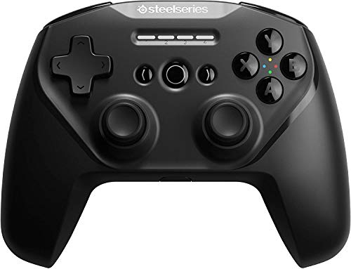 SteelSeries Stratus Duo - Not for iPhone - Wireless Gaming Controller for Android, Windows, and VR (Renewed)