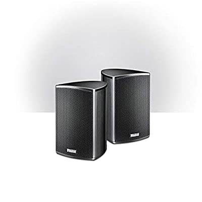 Magnat Needle Alu Satellite Speakers with stand by Magnat Audio Produkte GmbH