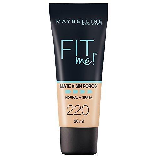 Maybelline Sn Base Matte, 220 Natural Beige, 30 ml