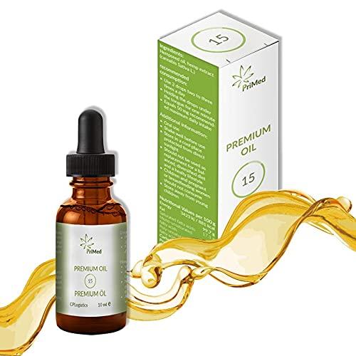 PriMed Aceite prémium 15% | 100% natural