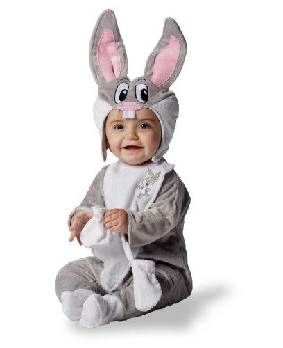 Kostüm Bugs Bunny Looney Tunes für Babys, 1-3 Jahre