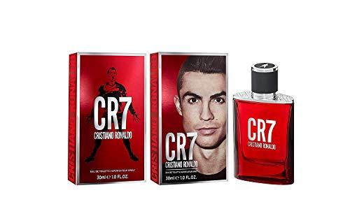Cristiano Ronaldo CR7Eau de Toilette, 30ml