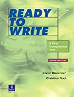 Ready to Write: A First Composition Text