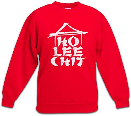 Ho Lee Chit t-shirt Eastern kung fu Bruce Jet Martial Arts karaté shaolin la Chine