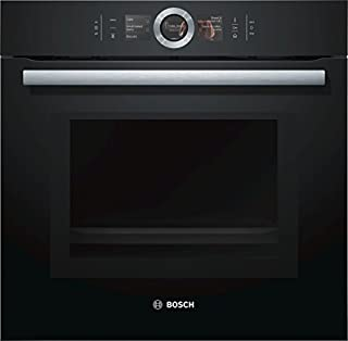 Bosch HNG6764B6 Serie 8 Backofen Elektro / A / 67 L / Vulkan Schwarz / Pyrolyse-Selbstreinigung / Mikrowellenfunktion / PerfectRoast & PerfectBake / HomeConnect (B00SHU3YYY) | Amazon price tracker / tracking, Amazon price history charts, Amazon price watches, Amazon price drop alerts