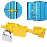 Invero Containerschloss für LKW und Anhänger – Hohe Sicherheit