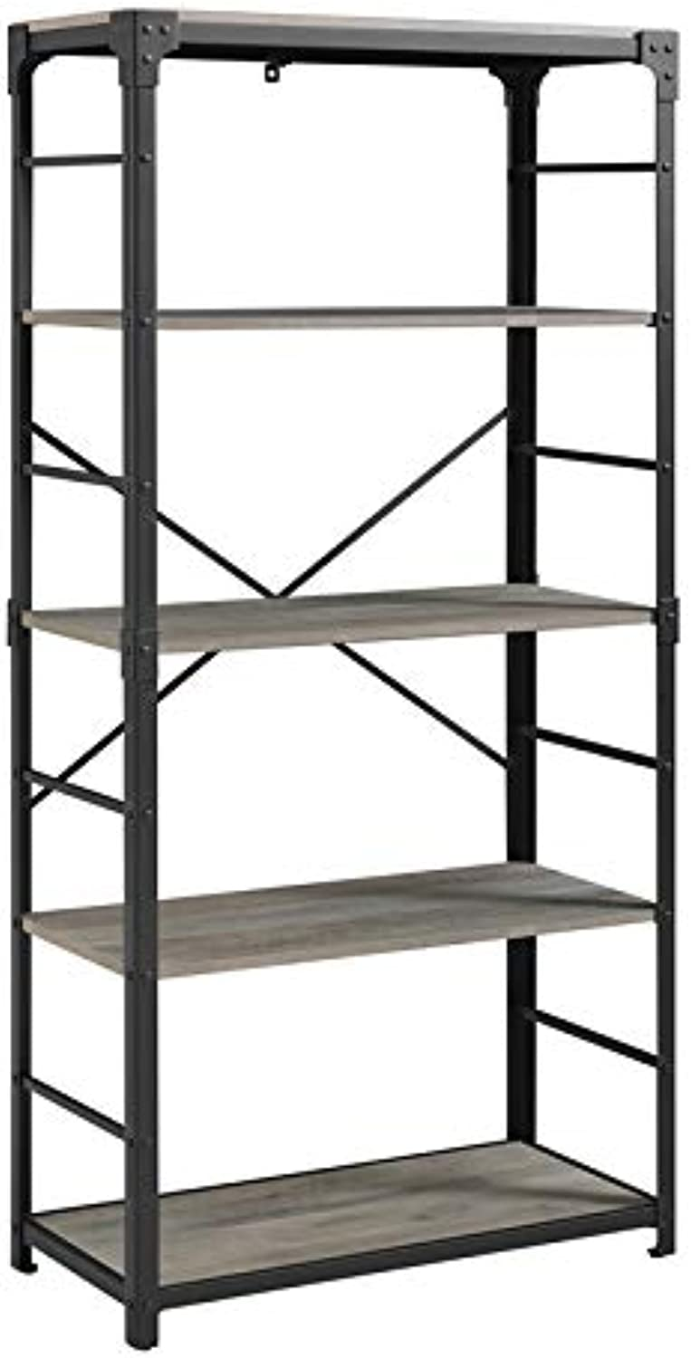 Chuangshengnet Premium 4 storeys, Adjustable roll Stand, Silver Shelf