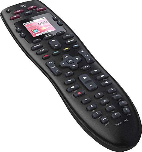 Logitech Harmony 665 Advanced Remote Control (Renewed)