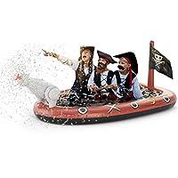 Jasonwell Inflatable Kiddie Pool Sprinkler