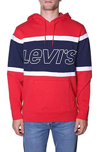 Levi's Pieced Hoodie Capucha