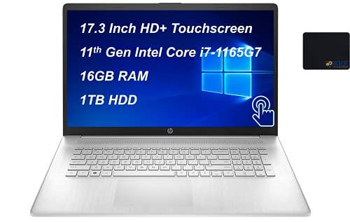 HP 17 Touchscreen