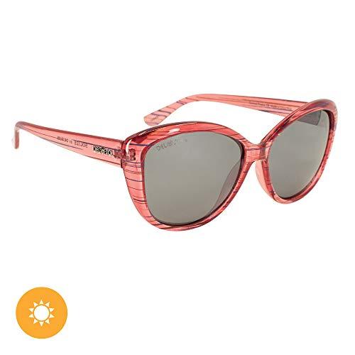 Delsol Solize Summer Breeze-Clear to Pink, Gafas de sol De las mujeres, 1 Pc