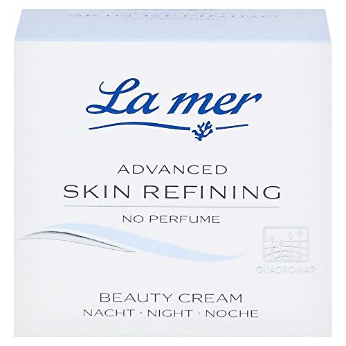 La mer Advanced Skin Refining Beauty Cream Nacht 50 ml ohne Parfum