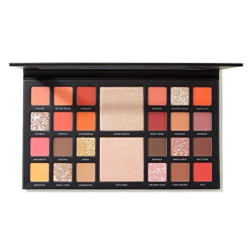 LaRoc Pro The Bakery Box Lidschatten- und Highlighter-Make-up-Palette mit 26 Farbtönen
