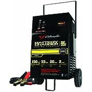 Schumacher SE-1520 '150/40/2 Amp' 12V Manual Starter Charger